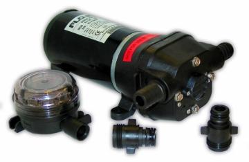 Flojet Quad II genel amaçlı transfer ve sintine pompası