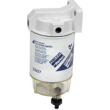 Racor Spin-On serisi benzin filtreleri.