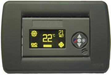 Marvair Marine termostat/kontrol ünitesi