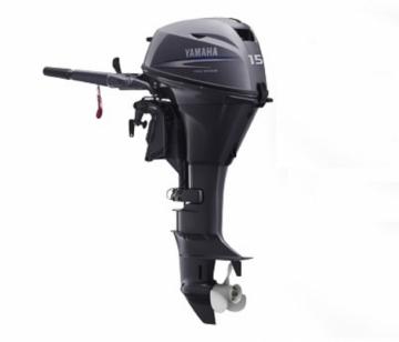 Yamaha 15 HP 4 Zamanlı Deniz Motoru F15 CMHL / Uzun Şaft