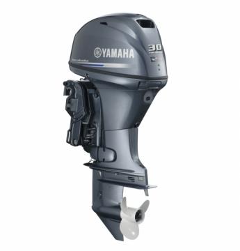 Yamaha  30 HP 4 Zamanlı Remote Control Trim Deniz Motoru F30 BETL / Uzun  Şaft