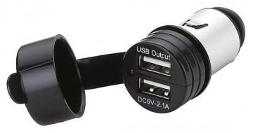 USB bağlantı için Çakmak soketi