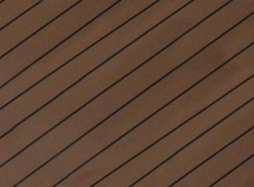Treadmaster Atlanteak Marine tik görünümlü güverte kaplamaları.