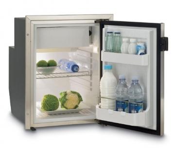 Vitrifrigo buzdolabı. C51iX. Paslanmaz çelik gövdeli.