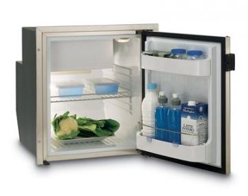 Vitrifrigo buzdolabı. C62iX. Paslanmaz çelik gövdeli.