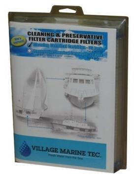 Racor Village Marine Su Yapıcı Kimyasal Kartuşu