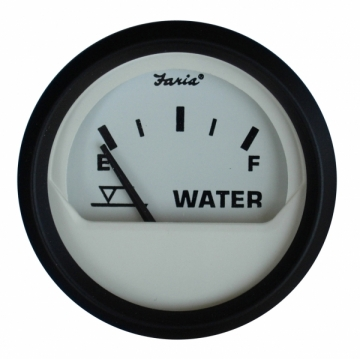 Faria su tankı seviye göstergesi