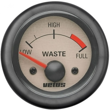 Vetus pis su tankı seviye göstergesi.