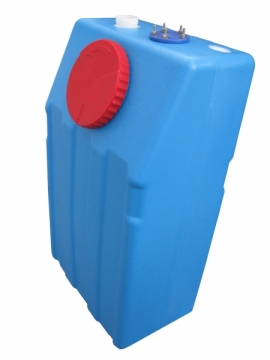 Nuova Rade dik montaj pis su tankı.