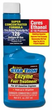 Star *Tron benzin katkısı.