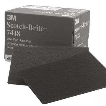 3M™ 07448 Scotch-Brite Ultra İnce El Pedi