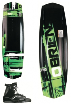 OBRIEN ACE     WAKEBOARD  142 X 42 CM
