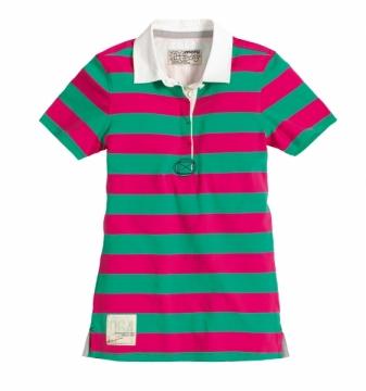 Musto Block Stripe Polo