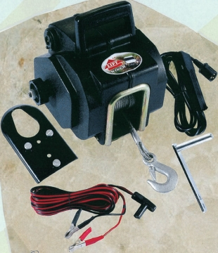 Elektrikli Vinç 3500 LB - 12 V