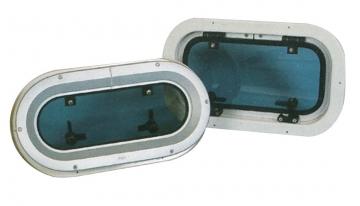 Lumboz - 20x40 cm. Oval Montaj Ölçüsü 16x36.5 cm.