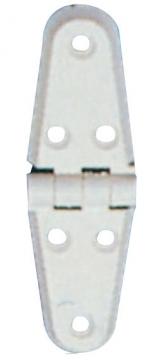 Plastik Menteşe Uzun-Uzun 40x113 mm