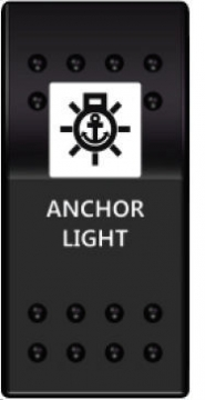 Switch On-Off 12-24V Demir Feneri