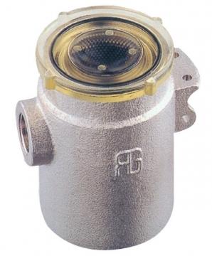 """Guidi Bronz Filtre 3/4"""" Ø: 51 H: 105 mm 1160 Serisi"""