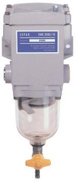 Separ Filtre SWK - 2000 / 10 Max.600 Hp