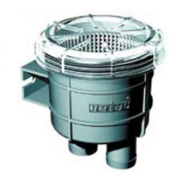 Vetus tip 140 deniz suyu filtresi.