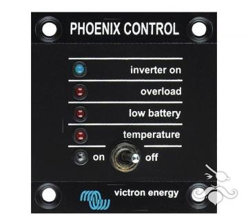 Phoenix İnvertör Kontrol Paneli