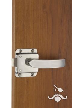Kapı mandalı. Elit