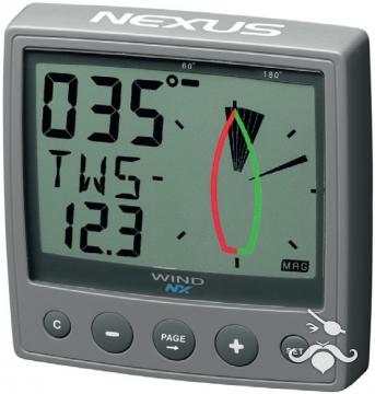 Nexus NX Wind Data Seti