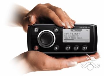 Fusion MS-RA200 USB girişli stereo USB çalar