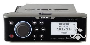 Fusion AV-650 Serisi DVD Oynatıcı