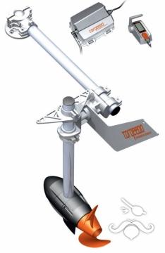 TORQEEDO Ultralight 403 (Kısa şaft) Elektrikli Dıştan Takma Motor