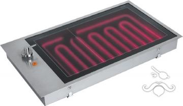 Techimpex. Elektrikli seramik ızgara