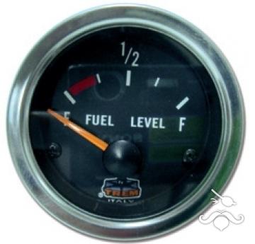 Trem yakıt seviye göstergesi
