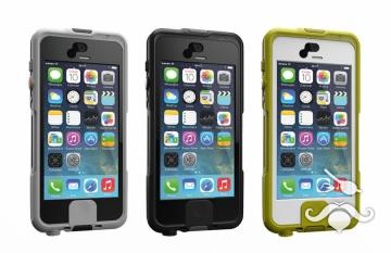 Life Edge iPhone 5, 5S Su Geçirmez Kılıf
