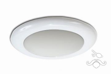 Ufo Slim Tavan Lambası ABS Gövdeli Beyaz