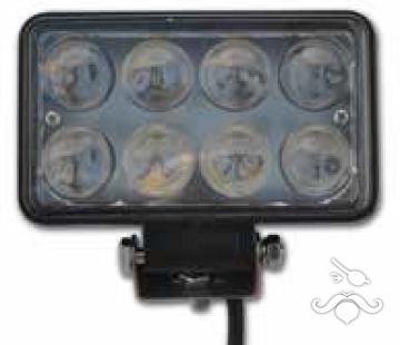 Aydınlatma Alüminyum 8 LED'li