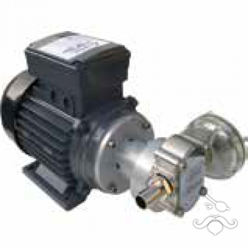 UP6/AC Yağ ve Yakıt Transfer Pompası