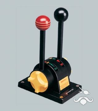 UltraFlex / UFLEX B 100 Çift Kol - Ayarlı - Ağır Hizmet - Sarı Siyah