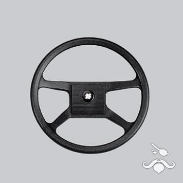 UltraFlex / UFLEX V 33 N - 342mm. - Termoplastik 4 Kollu Siyah