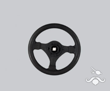 UltraFlex / UFLEXV 45 - 280mm - Termoplastik - Siyah