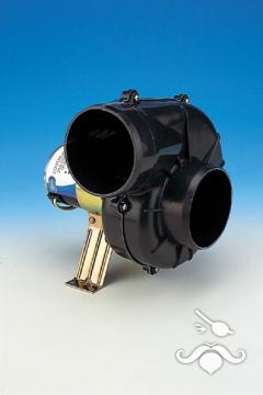 JABSCO SALYANGOZ - FLEXIBLE - 250 CFM - 7,1 m3 / dak. AĞIR HİZMET FAN Braketli ( Ayaklı)