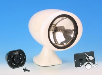 Jabsco Uzaktan Kumandalı Projektör - 155 SL 12-24V