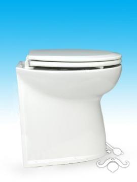 JABSCO DELUXE FLUSH ARKASI DÜZ, ELEKTRİKLİ YIKAMA POMPALI WC