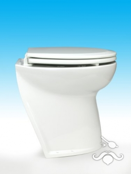 JABSCO DELUXE FLUSH AÇILI ARKALI, ELEKTRİKLİ VANALI (SOLENOID VALVE) WC