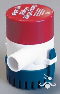 Rule® Sintine pompası 24DA 360 GPH / 12V 1363 LT/SAAT