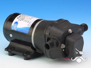 ITT Jabsco Diyaframlı Hidrofor PAR MAX 3.5 12V 13,5 LT/DAK