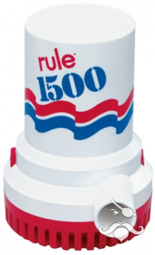 Rule Sintine Pompası 1500 GPH 24 V