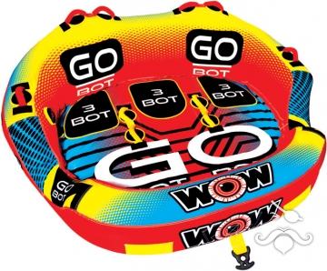 Wow Go Bot 3 Kişilik 140x142 cm
