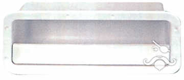 Plastik Kutu 17x42 cm