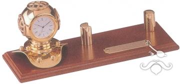 Dalgıç Kafalı, Saatli Kartvizitlik Seti MD154
