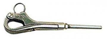 Pelikan kilit, AISI 316 paslanmaz çelik